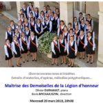 A concert at Saint Germain en Laye for the benefit of the residence