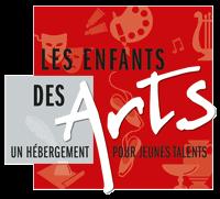 Logo du Foyer Les Enfants des Arts, hébergement pour jeunes talents, près de Paris