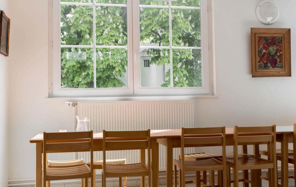 Salle à manger - Foyer Les Enfants des Arts